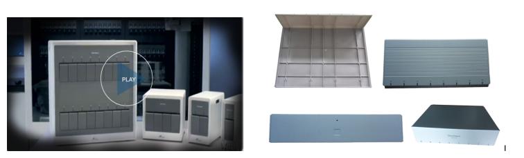 美国Cepheid公司注塑件加工产品